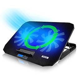 Охлаждающая подставка Jelly Comb для ноутбука 12-17 дюймов