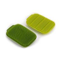 Набор губок для мытья посуды Joseph Joseph CleanTech зелёная