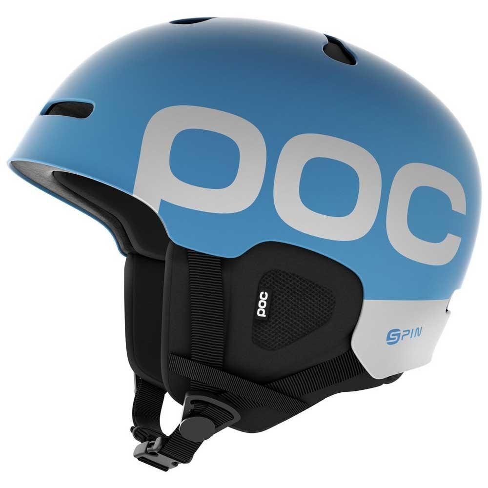 Шолом гірськолижний POC Auric Cut Backcountry SPIN M/L 55-58 Radon Blue