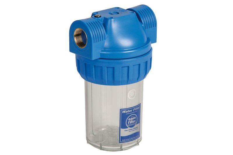 """Aquafilter Трьохелементний корпус фільтра 5"""" FHPR5-34"""