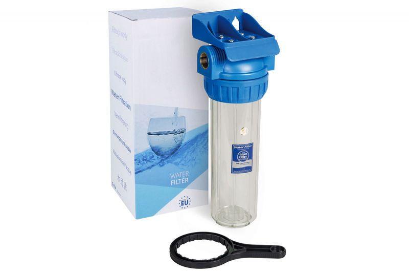 Aquafilter Трьохелементний корпус фільтра FHPR12-3_R в наборі