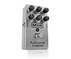 Педаль для электрогитары Dunlop M116 MXR Fullbore Metal Дисторшн
