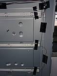 """Світлодіодна лід підсвічування 6916L 2550A 43"""" V16 ART3 2550 Rev2.1 2 для телевізора LG 43LW340C, фото 2"""