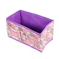 Органайзер коробка для мелочей, фиолетовый (GIPS), Корневая группа