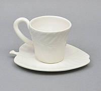 Чашка с блюдцем А4140