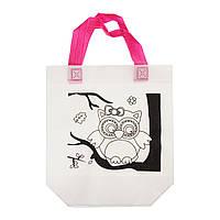 (GIPS), Дитяча сумка розфарбування, сова