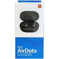 Наушники Xiaomi Redmi AirDots S беспроводные (Bluetooth) black, фото 1