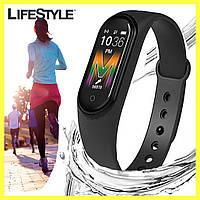 Фитнес браслет Mi Band M5 / Умные часы для спорта (Реплика)