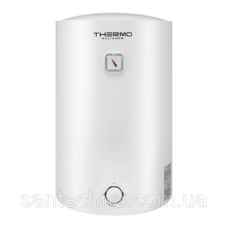 Водонагреватель вертикальный Thermo Alliance 100 л, мокрый ТЭН 1,5 кВт D100VH15Q3
