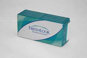 Кольорові лінзи FreshLook Dimensions (1 місяць)