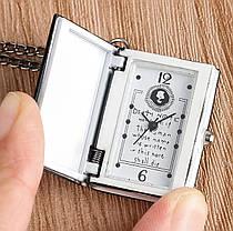 Часы кулон на цепочке Тетрадь смерти  Death Note, фото 3
