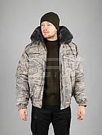 Куртка камуфляжная Аэро под резинку, фото 1