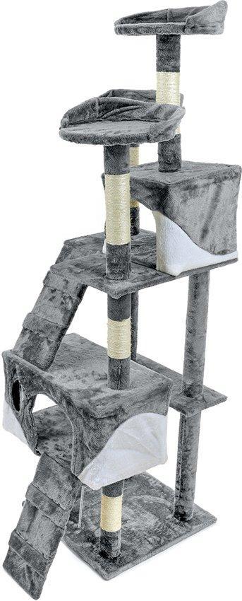 Ігровий комплекс-дряпка для котів FunFit Chiara, 170см 1952