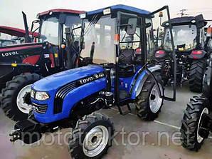 Трактор FT354HXSС (реверс,4 цил., ГУР, КПП 8+8, колеса 6.50х16/11,2х24, блокування диференціалу)