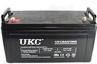 Универсальный гелевый аккумулятор батарея BATTERY GEL. 12V 120A