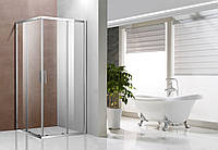 Скляна душова кабіна AVKO Glass A1421, 190х90х90