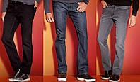 Германия Размеры M-XL Теплые мужские джинсы Утепленные мужские джинсы Мужские термоджинсы
