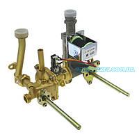 Газо-водяний блок для китайських колонок - Мембрана 53 мм / Шток L= 85мм / Підключення пальника 26 мм