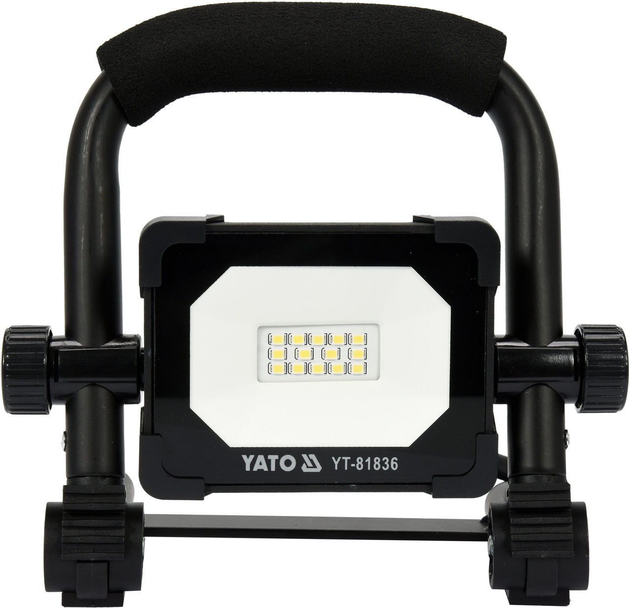 Переносний прожектор SMD LED 10 Вт YATO YT-81836