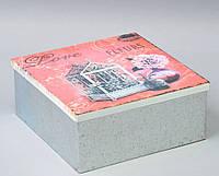 Коробка  из 3 шт. металл FF0207