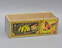 Декоративный деревянный ящик  FF285