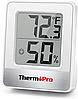Термогігрометр ThermoPro TP-49 Black (-50°C до 70°C; 10%...99%)