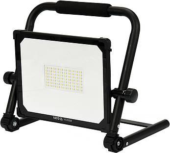 Переносной прожектор SMD LED 50 Вт YATO YT-81839, фото 2