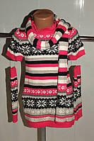 Туника на девочку(шарф,нарукавники) Many&Many