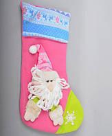 Новогодний носок для подарков CR1349