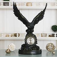 """Часы каминные """"Филин"""" 42 см Гранд Презент FLP86360B1"""