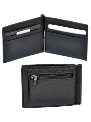 Кошелек Classic кожа DR. BOND RFID MZS-3 black, фото 2
