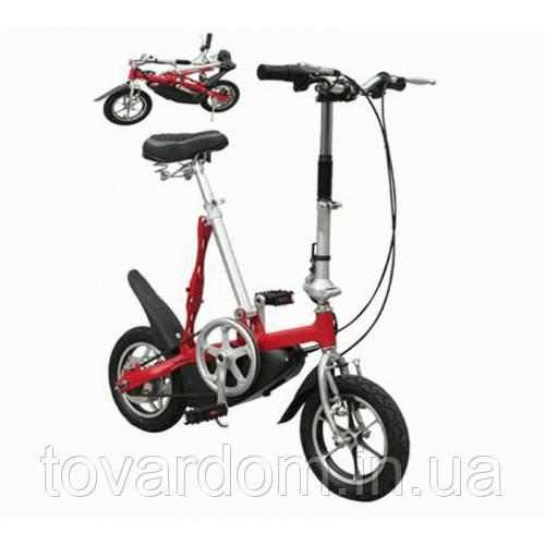 Електровелосипед складаний Нано