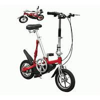 Електровелосипед складаний Нано, фото 1