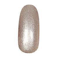 Гель-лак для ногтей Coutur Metallic signature 864, 9 мл(Effect, цвет шампанского, мелкий шиммер)