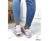 Кроссовки замшевые, фото 4