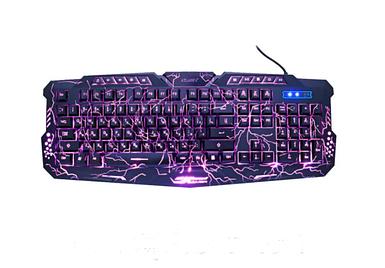 Професійна ігрова клавіатура LED ATLANFA M200