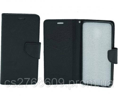 Чехол книжка Goospery Xiaomi Redmi Note 3 чорний