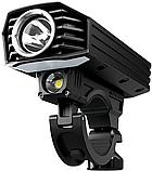 Мощная велосипедная фара NITECORE BR35+Пульт (1800LM, 6800mAh, Cree XM-L2 U2, OLED, micro USB, IPX7) Оригинал, фото 10