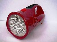 Фонарь 2812 с аккумулятором ручной с боковым светом ,фонари, комплектующее,светотехника и аксессуары, тактичес