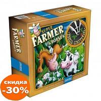 Настольная игра Granna Суперфермер & Барсук (82784)