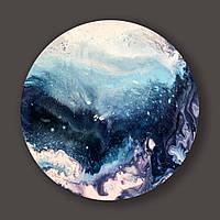Набор для рисования в технике Fluid Art (Жидкий акрил) Scorpius30см круг