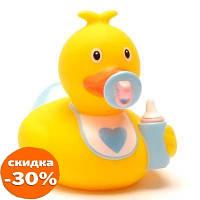 Игрушка для ванной LiLaLu Пупс мальчик утка (L1849)