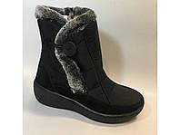 Ботинки женские зимние болоневые, фото 1