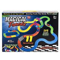 """Трек """"Magic Tracks"""" 360 элементов, трек,паркинг,игрушки для мальчиков,автотрек"""