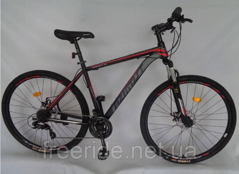 """Горный Велосипед Azimut40 26"""" G-FR/D (17)"""