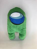 Амонг Ас Детская мягкая игрушка , космонавт персонаж из игры Among Us