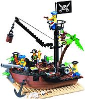 """Конструктор Brick 306 """"Пиратская шхуна"""""""