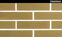 Гибкий кирпич клинкер. панели фасадные. Фасовка 3,84 м²