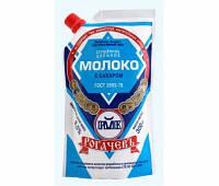 Сгущенное молоко (Белорусь, г.Рогачев) 8.5% дой пак 300 г.