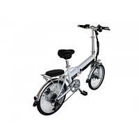 Электровелосипед складной  Лион 500, фото 1